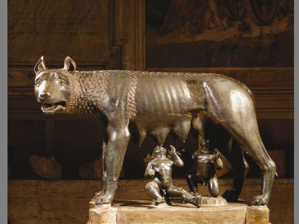 [Image 4.2] Capitoline She-Wolf